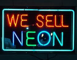 we sell neon.272110236 std